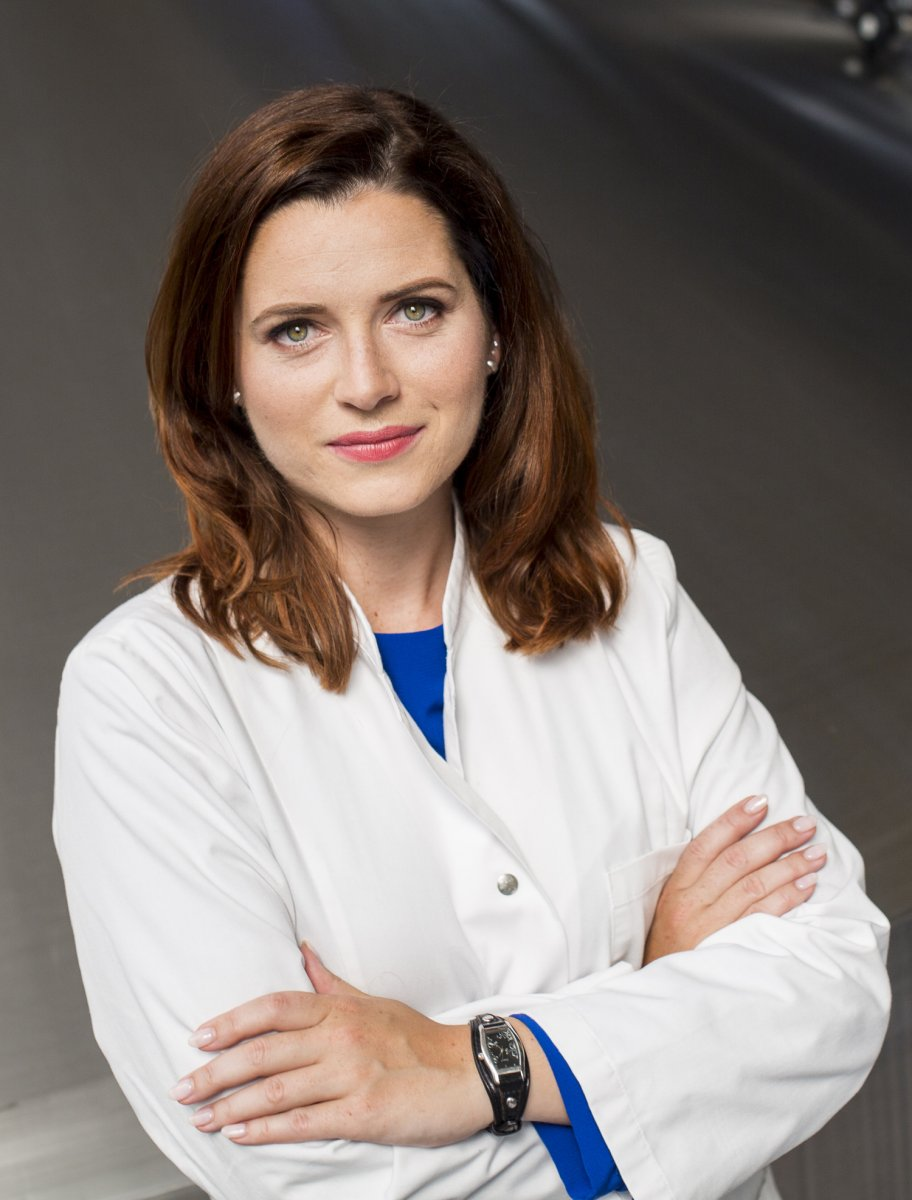 Dr Eng. Monika Sterczyńska - portrait photo