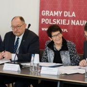 Second Polish-German Science Meeting, Professor Rita Sussmuth
